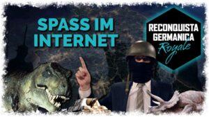 Spass im Internet | RECONQUISTA GERMANICA ROYALE mit Nikolai Alexander