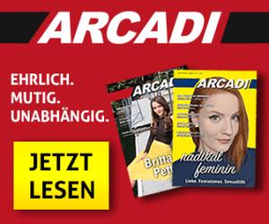 ARCADI das Kultur- & Lifestyle- Magazin für junge Patrioten