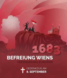 Gedenkzug am Kahlenberg 2018