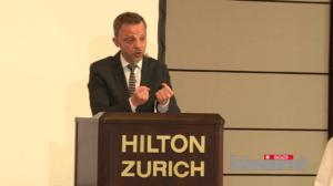 Jahrestagung Schweizerzeit: Rede Hans-Ueli Vogt