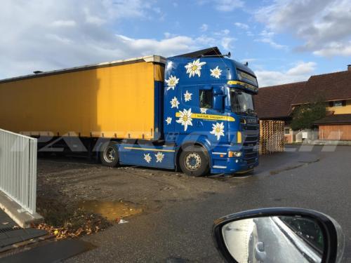 #lastwagen #edelweiss